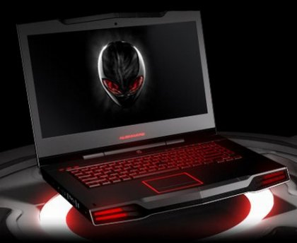 Ноутбук для геймеров - Alienware 15x