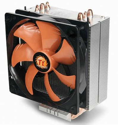 Кулер Thermaltake Contac 29 - под сокеты: AMD 754/939/AM2/AM2+/AM3 и Intel LGA 775/1366/1156.