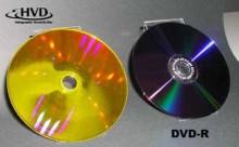 Голографические диски емкостью 1 Тб