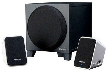 Creative S2 Wireless - работающая без проводов (по технологии Bluetooth 2.0 + EDR)