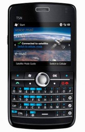 Телефон Genus, может работать в спутниковых сетях