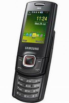 Samsung C5130 – бюджетный слайдер с поддержкой 3G