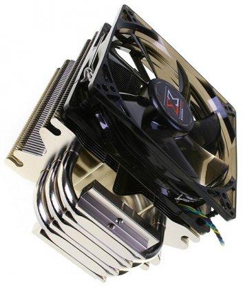 CPU-кулер Balder SD1283 поддерживает HDT от Xigmatek