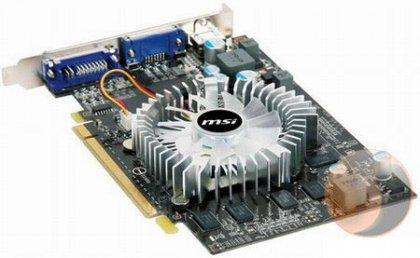 NVIDIA GeForce GT 220 - MSI разогнала видеокарту