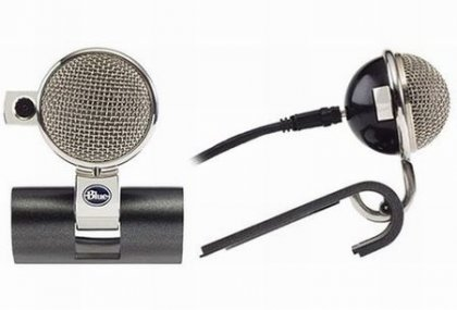 Eyeball 2.0 - Микрофон с веб-камерой