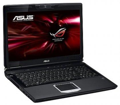 Ноутбук G51J-SZ028V - для геймеров от Asus