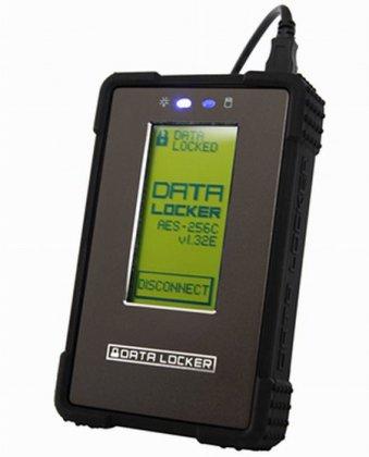 Диск Data Locker с опцией уничтожения данных