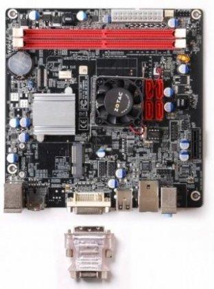 Материнские платы формата mini-ITX от Zotac