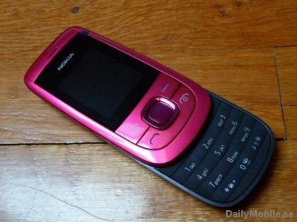Бюджетный слайдер Nokia 2220 Slide