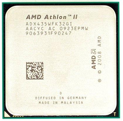 AMD представила новые AM3 процессоры Athlon II