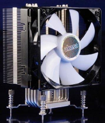 Универсальный процессорный кулер - Akasa Freedom Tower