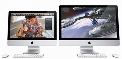 Настольные ПК iMac нового поколения