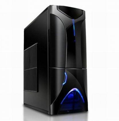 Модный корпус ZERO 2 Black от NZXT