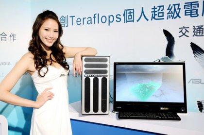 ASUS ESC 1000 - суперкомпьютер