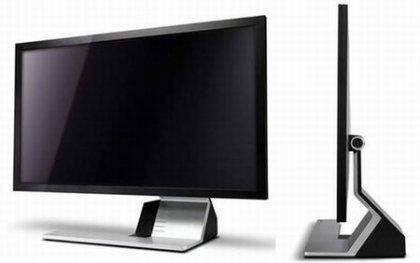 Acer Slim Line S243 – монитор высокой контрастностью
