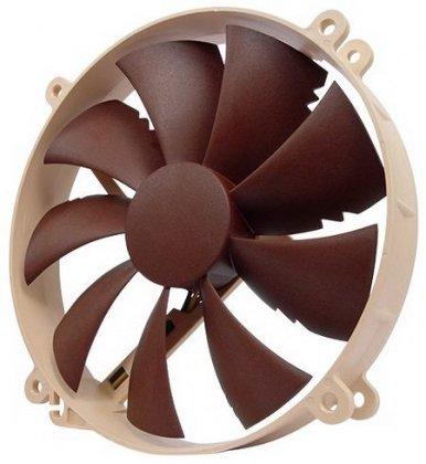 Высокотехнологичный вентилятор NF-P14 FLX