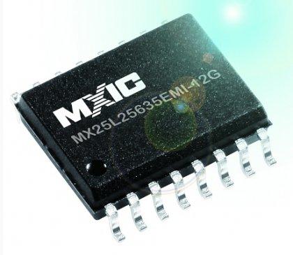 Память Serial Flash от Macronix