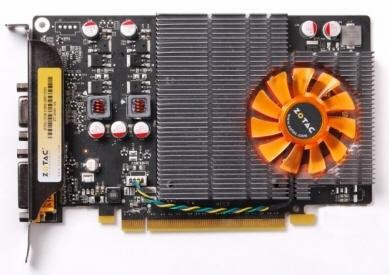 Пять новых видеокарт на базе NVIDIA GeForce GT 240