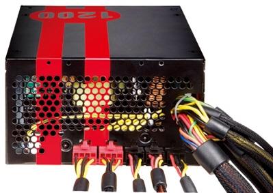 Блок питание TPQ-1200 для супер систем