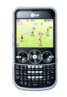LG Onliner GW300 - телефон для молодежи