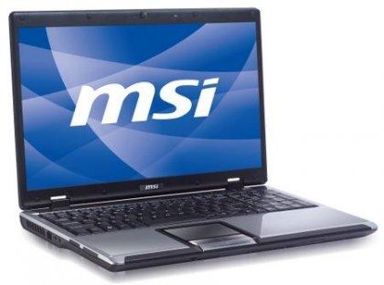 Ноутбук CR610 от фирмы MSI