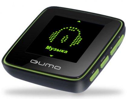 Дешёвый MP3-плеер Qumo Boxon