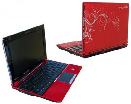 Нетбук SmartPad S21 из Румынии