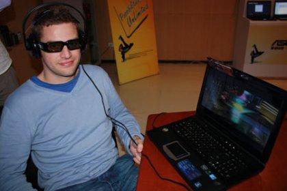 Анонс ноутбука G51J3D с 3D-очками