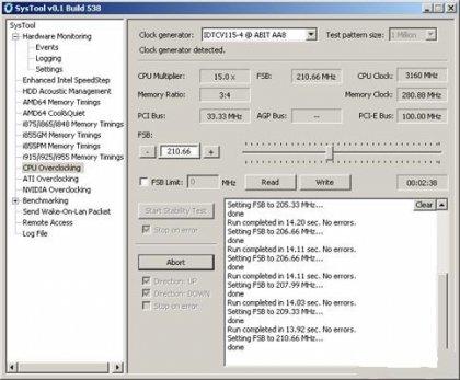 SysTool build 731
