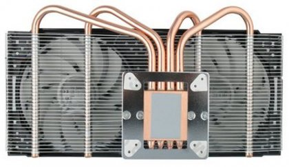 Кулер Accelero Twin Turbo Pro от Arctic Cooling для видеокарт