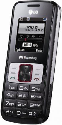 Новинка LG GB160 - для общения