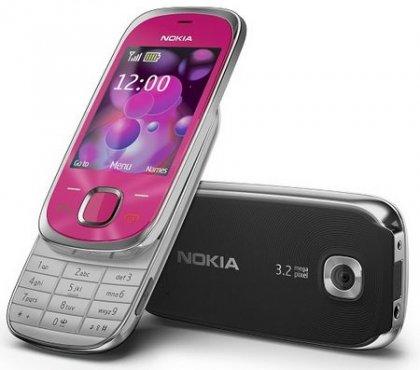 Новинки от Nokia слайдеры 7230 и 6700