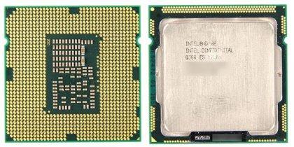 Первые тестирование Core i3-530