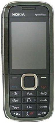 Nokia 5132 XpressMusic - бюджетный моноблок
