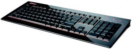 Клавиатура Enermax Acrylux с синей подсветкой