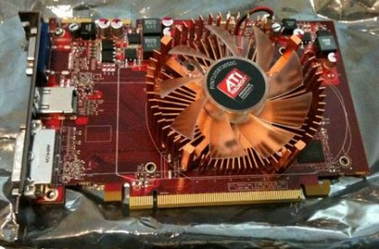 Первая информация о недорогих Radeon HD 5670