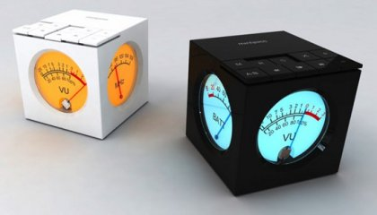 MP3 плеер Mintpass Cube в форме кубика