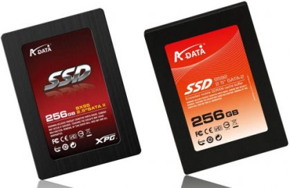 SSD - A-DATA XPG SX95 и S592 для WINDOWS 7