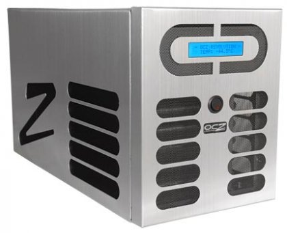 Cистема охлаждения OCZ Cryo-Z- для оверклокера