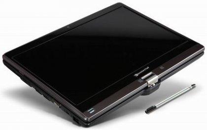 Нетбук Packard Bell Butterfly Touch с поворотным дисплеем