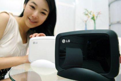Внешний винчестер LG XG1 Chic - емкий и бесшумный