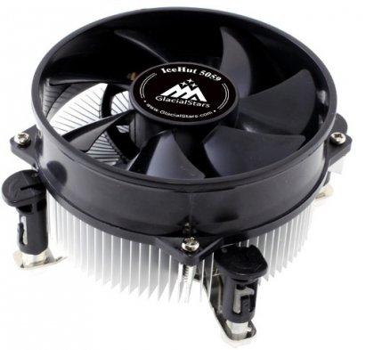 Кулер GlacialStars IceHut 5059 - для сокета Intel 775