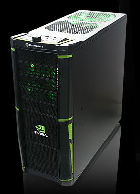 Корпус Thermaltake Element V NVIDIA Edition