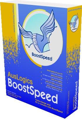 Программа AusLogics BoostSpeed - увелечение скорости компьютера
