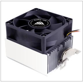 Бюджетный кулер GlacialStars IceHut 7224 для AMD