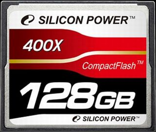 Карта памяти Compact Flash - 128 Гб