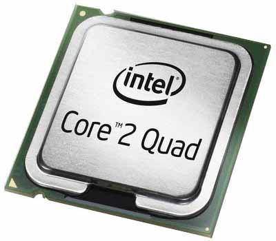 Три новых модели процессоров от Intel