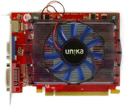 Первая информация о видеокарте AMD Radeon HD 5570