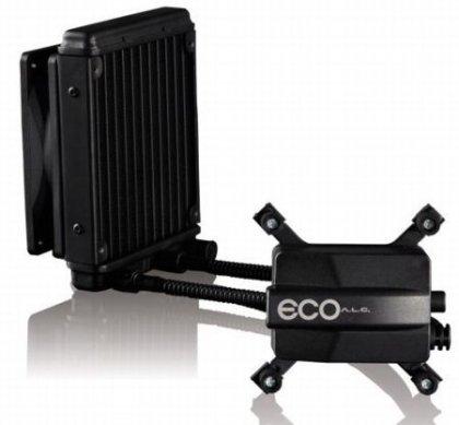 Системы охлаждения ECO A.L.C и VANTAGE A.L.C - с технологии CoolIT ESP
