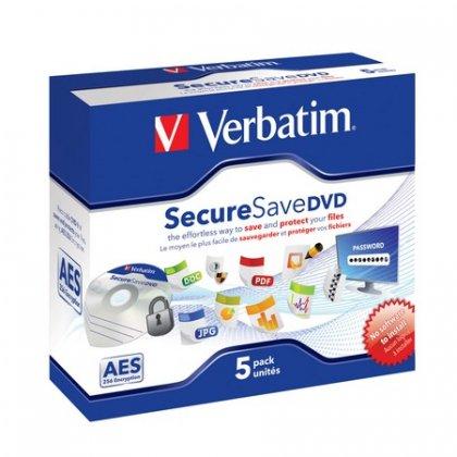 DVD-диски со встроенной системой шифрования данных